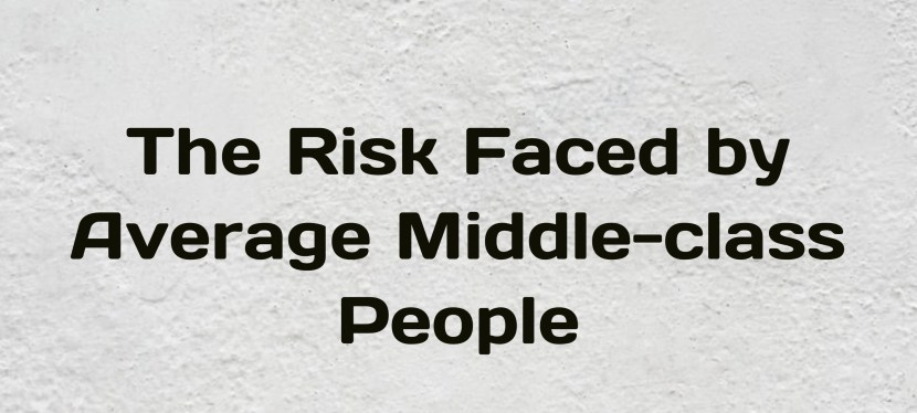 Rich Dad Poor Dad   S5 – E18   The Risk Faced by Average Middle-Class People