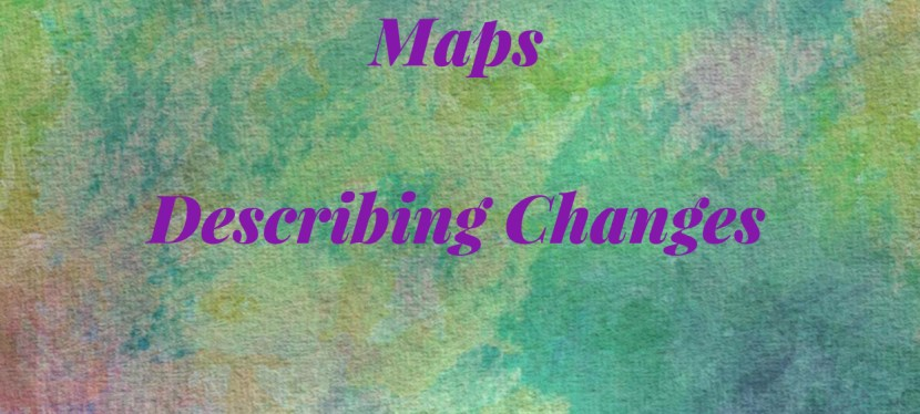 IELTS Writing | Part I | Maps | Describing Changes