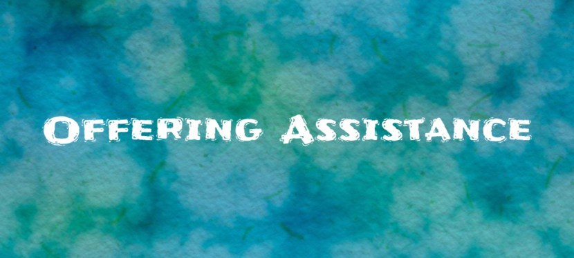 ARSENIO'S ESL PODCAST | SEASON 5 EPISODE 145 | Vocabulary | Offering Assistance