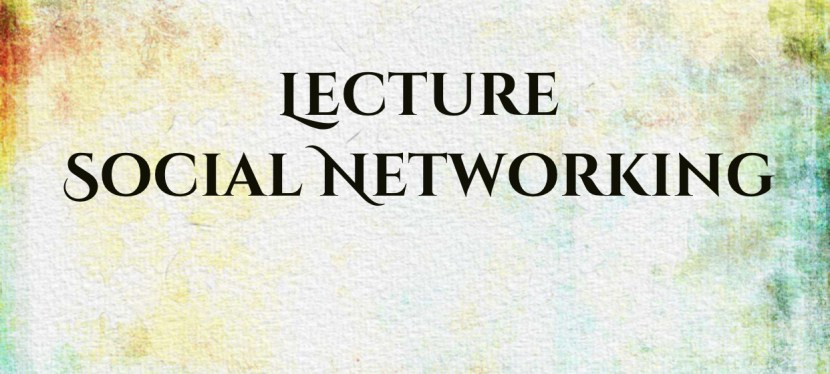 TOEFL iBT   Listening   Lecture   Social Networking   Note-taking