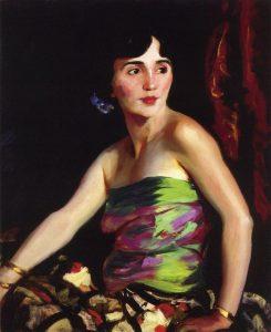 Spanish Dancer by Robert Henri