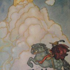 Claire O'Brien, Age 15, Watercolor
