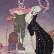 Rebekah Frederick, Age 15, Watercolor