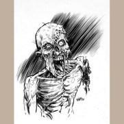 David Witt, Instructor, Brush and Ink Drawing