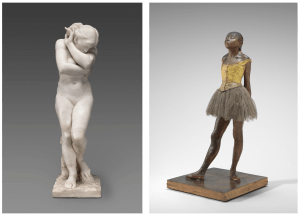 Rodin and Degas