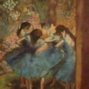 Allison Carpenter, Age 18, Oil on Canvas Panel