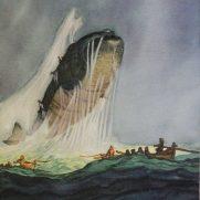 Emma Lyons, Age 16 Watercolor
