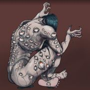 Mick Kaufer, Instructor, Body Eyes, Digital Painting