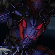Mick Kaufer, Grey Warden, Closeup of Armor