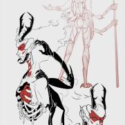 Lilliah Campagna, Instructor, Lorkhan, Digital Character Design