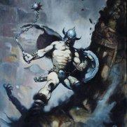 State Fair Blue Ribbon Winner! Alex Pederson, Age 15, Oil Painting on Canvas Board