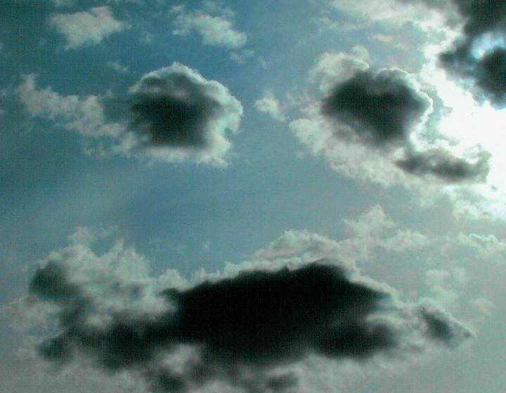 THE SMILEY FACE CLOUD ~ Photo by Bethann Shannon 2008
