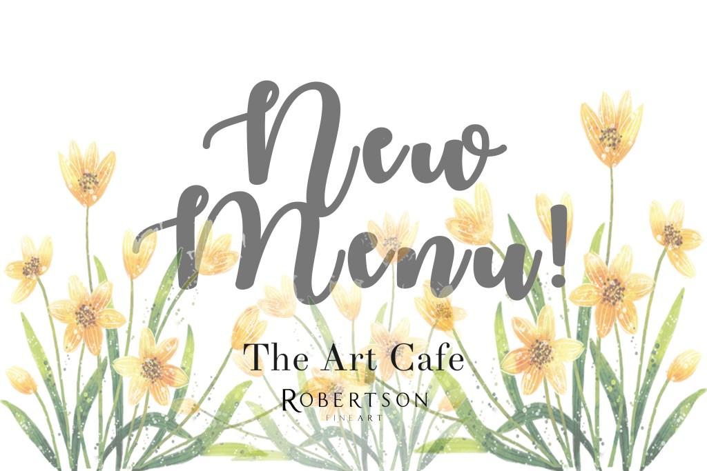 the art cafe glenrothes robertson fine art menu food