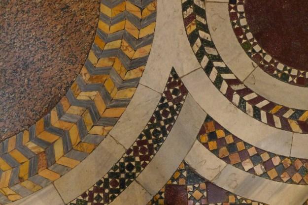Roman floors, photo by T. Vatrt