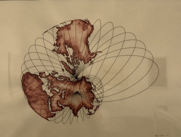 Map Projections, Agnew Denes
