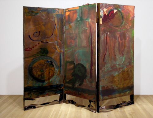 Gateway Screen, Helen Frankenthaler, 1988, Tyler Graphics, Ltd, Ameringer, McEnery, Yohe, New York image