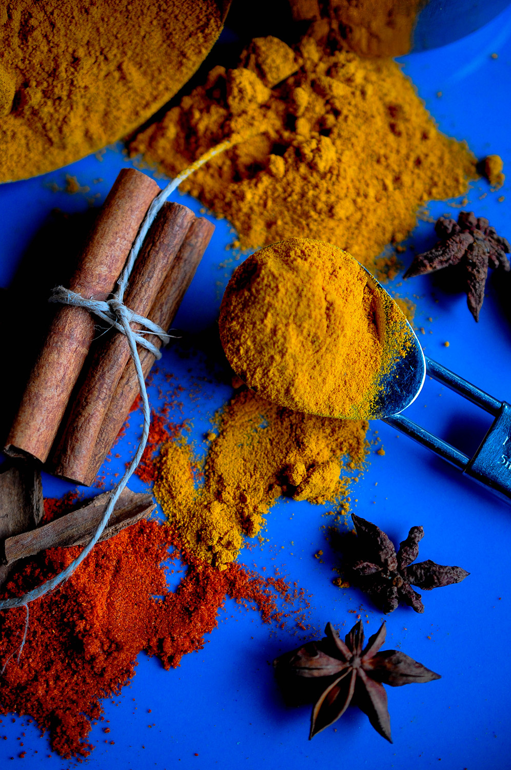 Curry spices 13