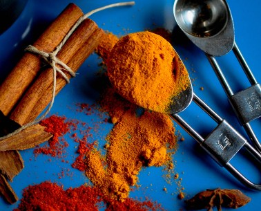 Curry spices 8 crop