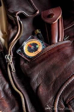 Leather jacket and kit 2