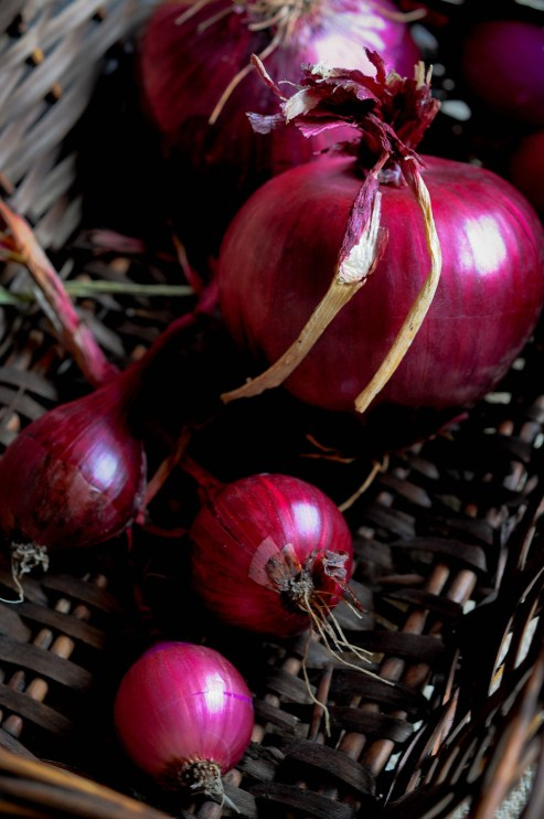 Red Onions 5