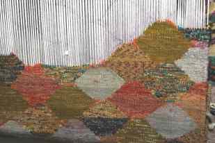 Kilim by Sari