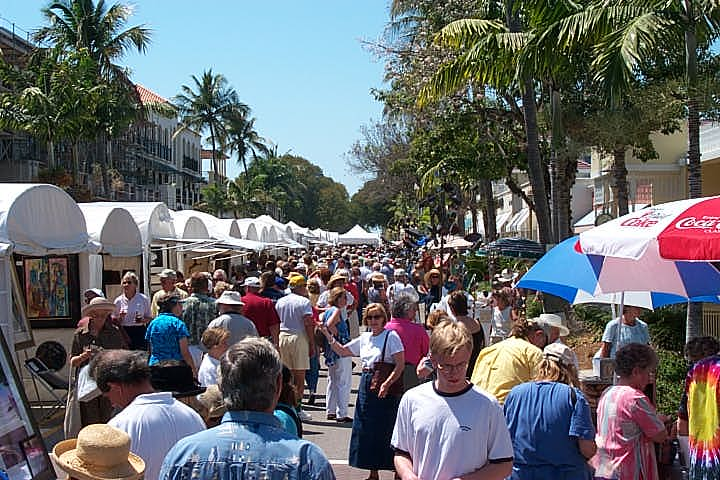 14th annual downtown naples new years art fair art attack