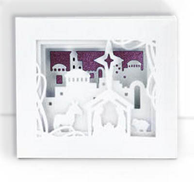 Lori Whitlock Silhouette Shadow Box Cards The Artful Crafter