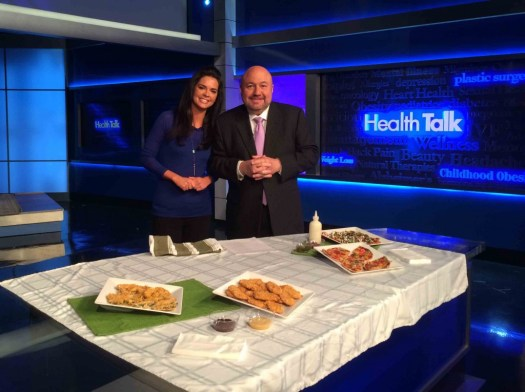 Food Styling for Katie Lee on Fox News