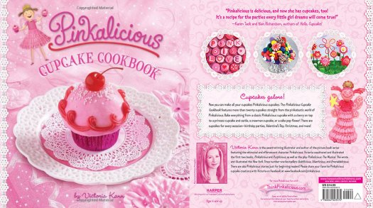 Pinkalicious Cupcake Cookbook