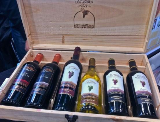 Portal Los Andes Chilean Wine