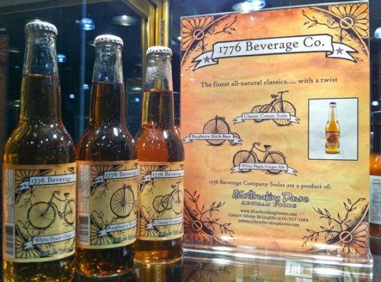 Ginger Ale 1776 Beverage Co.