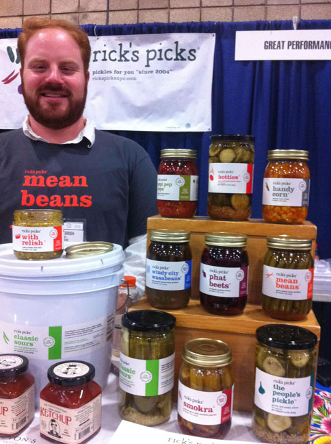Rick's Picks Artisanal Pickles