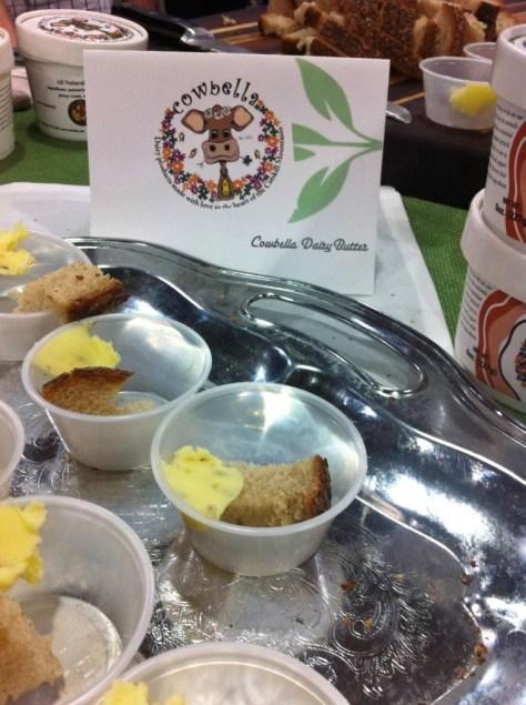 Cowbella Dairy Garlic Herb Butter