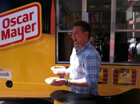 Tyler-Florence-Oscar-Mayer-Hot-Dog-Event