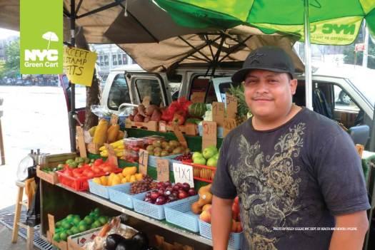 NYC Green Carts Vendor