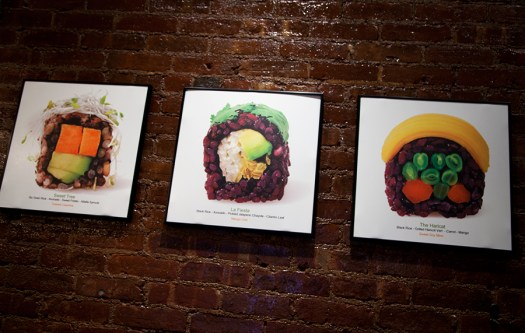 Sushi Artwork