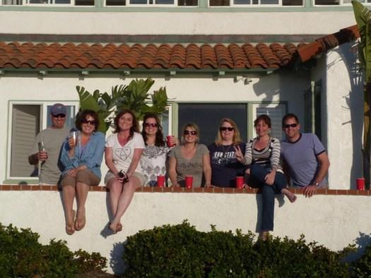 The San Diego Crew