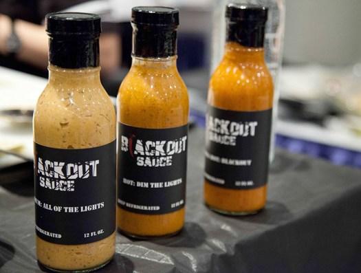 Blackout Sauces