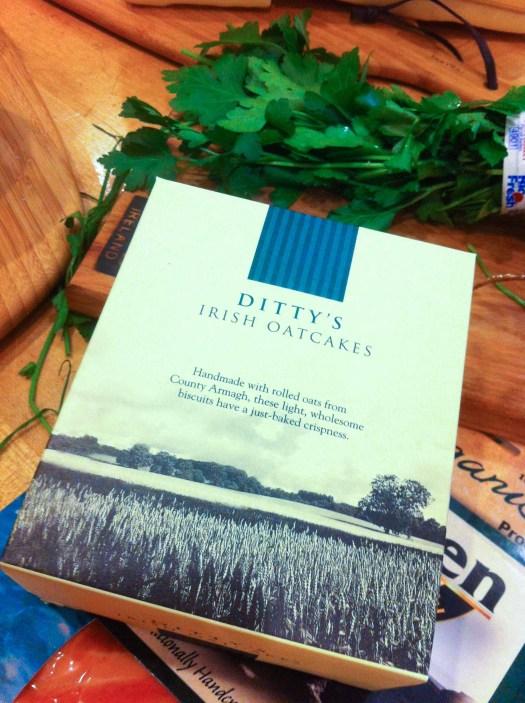 Ditty's Irish Oatcakes