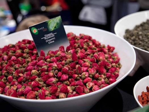 Q Trade Organic Teas and Herbs