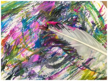 paintingwithfeathers