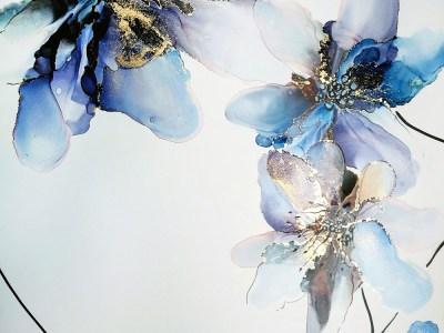 Cobalt Vine by June Corstorphine
