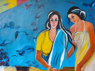 Friendship by Sultana Mariam
