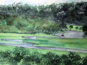 (KV) Valley in the Spring by Jocelyn Bichard