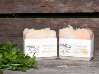 Pineapple Cilantro Soap by Patti Lawn