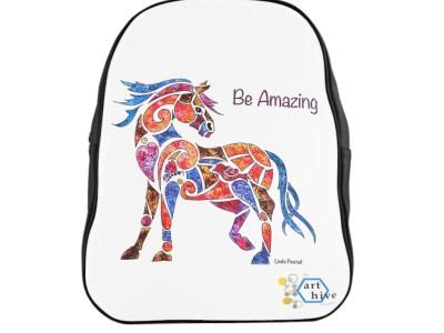 Be Amazing Backpack