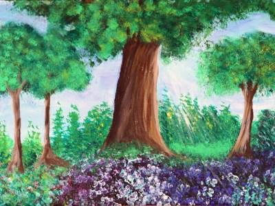 Whispering Meadow 1 by Kathleen Truman