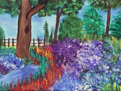 Whispering Meadow 3 by Kathleen Truman