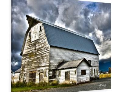 Blue Barn Canvas