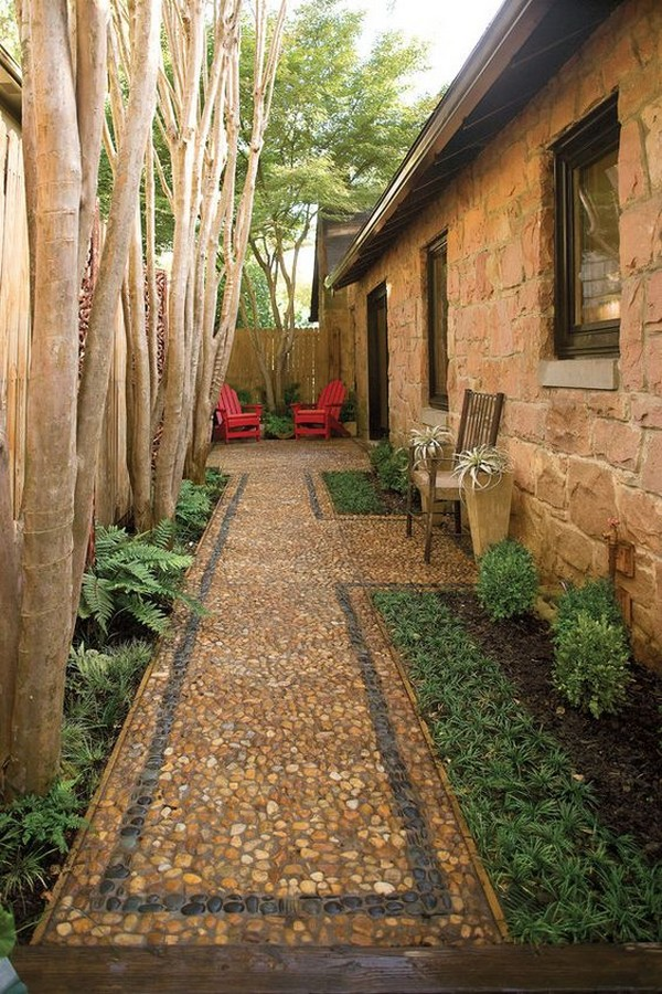 15 Absolutely Stunning Side Yard Decor Ideas You Must See ... on Side Yard Designs  id=68436